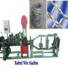 Barbed wire mesh machine/factory