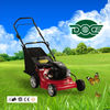 20''hand push b&s lawn mower