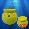 Ceramic spa aroma lamps oil burner