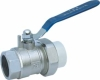 pp-r female joint ball valve