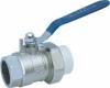 pp-r female joint ball valve
