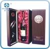 Folding Leather Wine Box