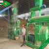 Reliable performance HKJ series biomass coffee husk pellet mill