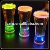 Color changing wedding party led wine ice cup with logo