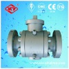 trunnion mounted ball valve A105