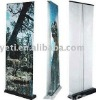 Banner Film portable and matte / banner flex film 180gsm, 270gsm
