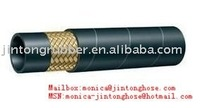 Steel wire braided rubber hose USD STANDARDS SDJT