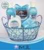 aromatherapy bath gift baskets