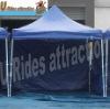 Fabric in PVC folding tent