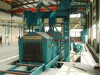 QG0202 Roller bed through type shot blasting machine