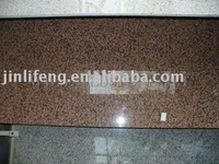 Red Granite Slabs and Counters