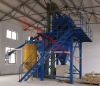 Asia popular dry motar mixing plant