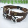 01-1 charm ethnic leather bracelet with competitive price and fast delivery low moq