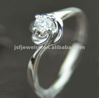 2012 Fashion 18K Diamond Ring Jewelry JSF-DR0003
