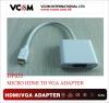 Micro HDMI TO VGA ADAPTER