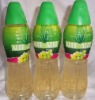 500ml Flavored Aloe Vera Juice Drink with Pulps in PET bottle