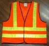 polyester fluorescent waterproof fabric for vest