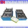 two color injection mold