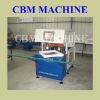 PVC window CNC corner cleaning machine
