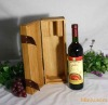 High-grade Wooden wine box for sale