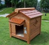 Outdoor Weather Proof Wooden Dog House
