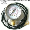50mm CNG Car Pressure Gauge with sensor