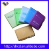 hot sale PP cover memo pad with pen