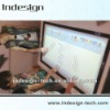 "Infrared 64 points multi-touch 42"" touch screen touch frame"