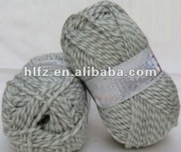 100% worsted wool yarn for hand knitting