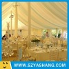 decorations for outdoor wedding ceremony