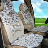 beautiful flower four seasons car seat cushion