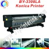 BY 3308LA solvent printer with KONICA 512-42pl head