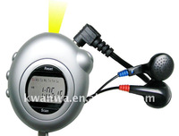 Stopwatch with FM Radio Function
