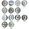 Aluminum Alloy Wheel Rims for Maybach,Subaru,Volvo,Hyundai,Mitsubishi,Peugeot,Bentley,Chevrolet,GMC,Ford,Honda,Nissan,Toyota,