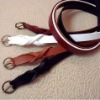 2012 hot sell Top brand cheap leather belts for ladies