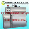SM-500 full stainless steel fish smoking machine with PLC control system