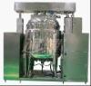vacuum emulsifying system toothpaste machinery