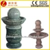 Tiered Stone Water Garden Fountain