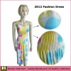 2012 women casual dresses