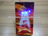 6000mah Professional Factory Design Mobile Power Bank,Portable Power Bank For All Mobile Phones