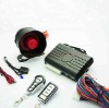 One way car alarm system with Power window