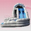 inflatable slide carousel