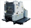 Two-color offset printing machine