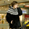 2012 Winter Clothes Women Rabbit fur Hoodie #HD-69