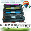 128A CE320A CE321A CE320A CE323A Compatible Color toner cartridge for CM1415fn CM1415fnw