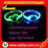OEM logo light up bangle