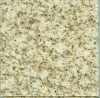 Yellow granite paver