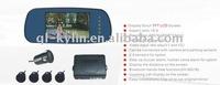 Hotsale TFT LCD Car reversing parking sensor