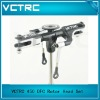VCTRC 450DFC Main Rotor Head Upgrade Set for TREX 450 DFC Super Combo