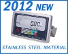 2012 New Waterproof Stainless Steel Weighing Indicator